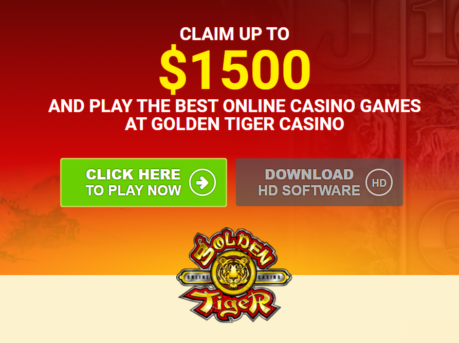 Golden Tiger Casino Anmelden